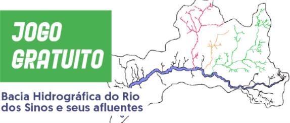 Banner central - Programa Educação Ambiental na Bacia Hidrográfica do Vale do Sinos