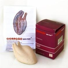 Obra da Série Vide Bula: Coração Mix Plus, múltiplo, 2008
