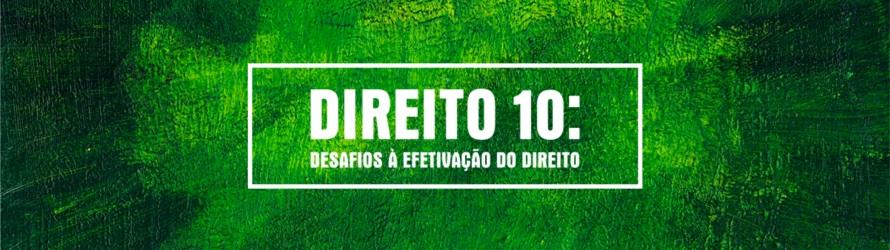 Imagem de referência E-book Direito 10 desafios à efetivação do direito