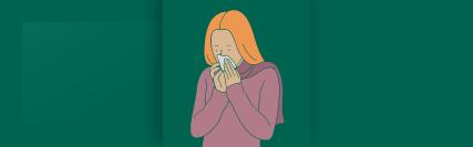 Imagem central - Dica 2 - Doenças respiratórias virais