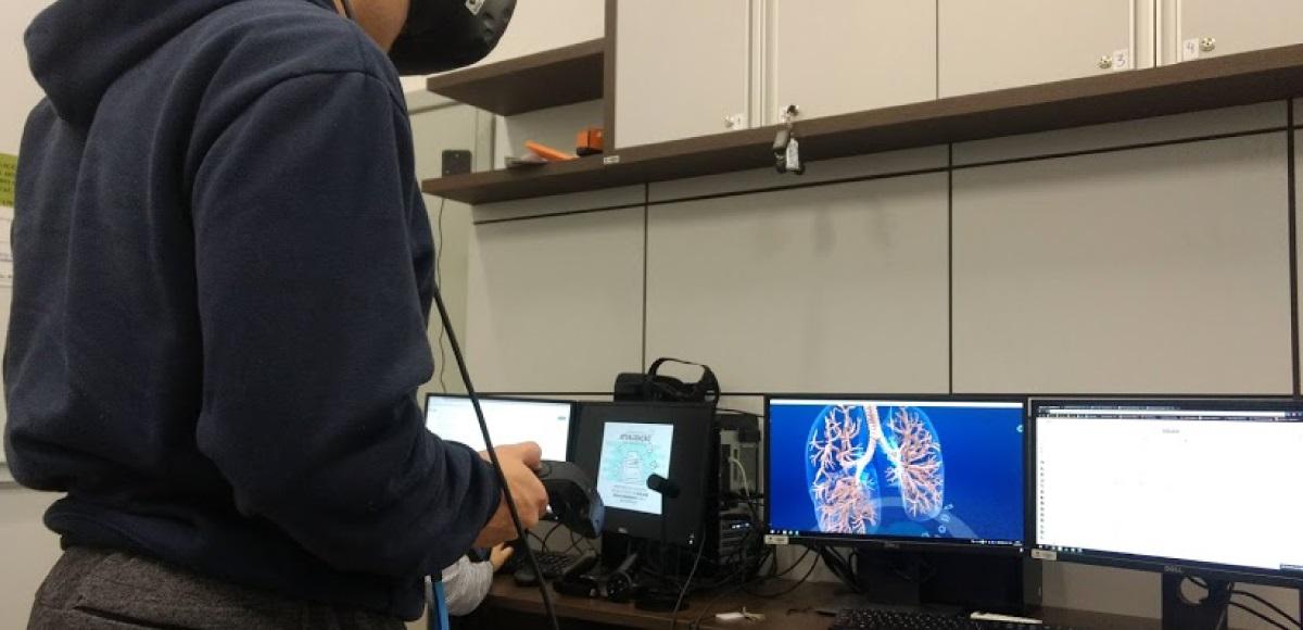 Laboratório de Tecnologias Híbridas para a Saúde