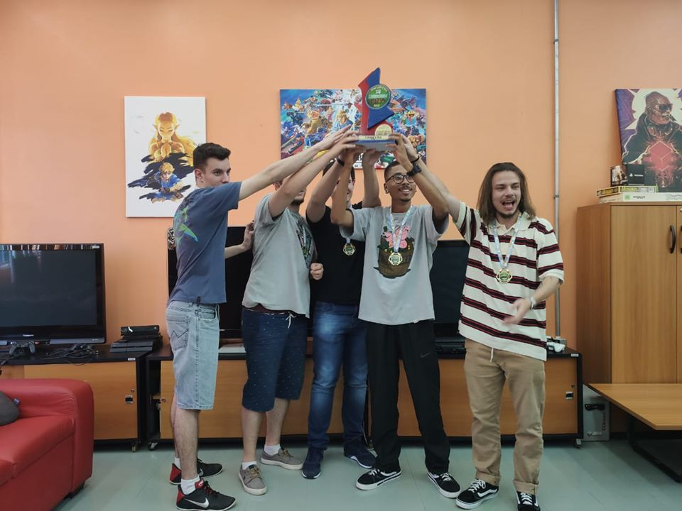 Sun Ligth Fish: equipe campeã na categoria Open Campo Bom. Crédito: SMEL/Campo Bom