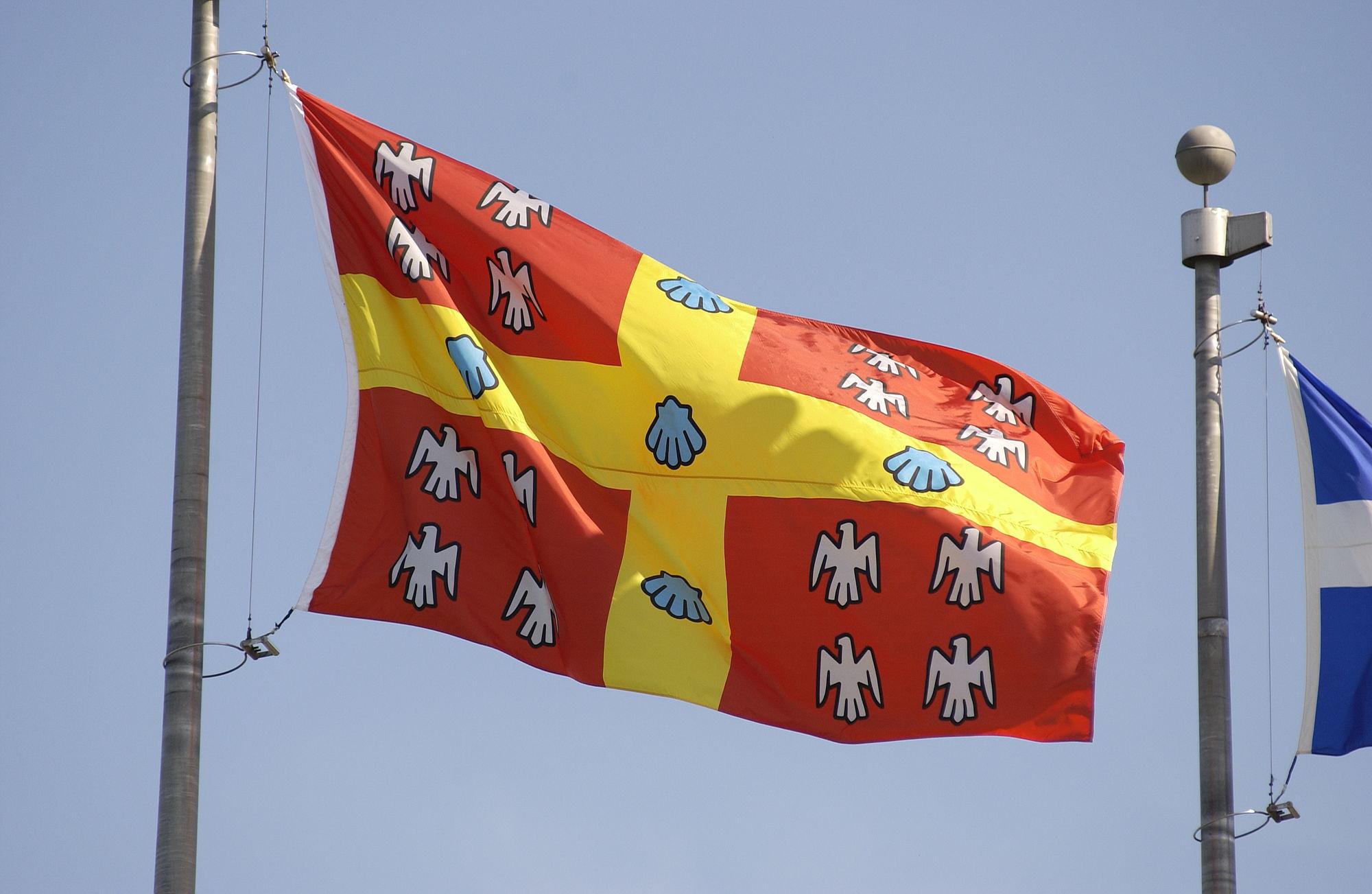 Bandeira Universidade de Laval