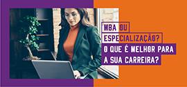 Banner de apoio home - MBA ou Especialização