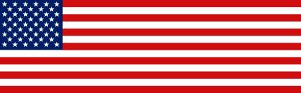 Banner central - Bandeira USA