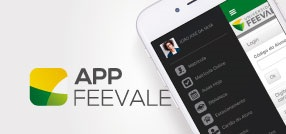 Banner central - Aplicativo Feevale